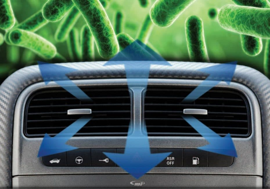 💯¿Por qué mi coche huele mal al activar el aire acondicionado?